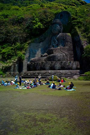 Ginourmous Buddha.