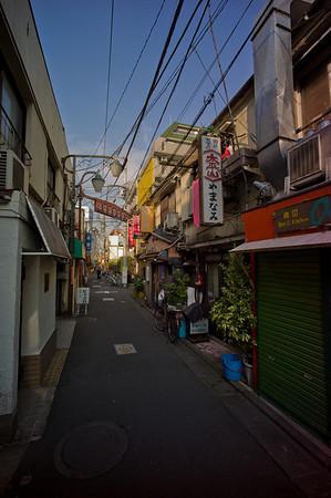 Nakano street